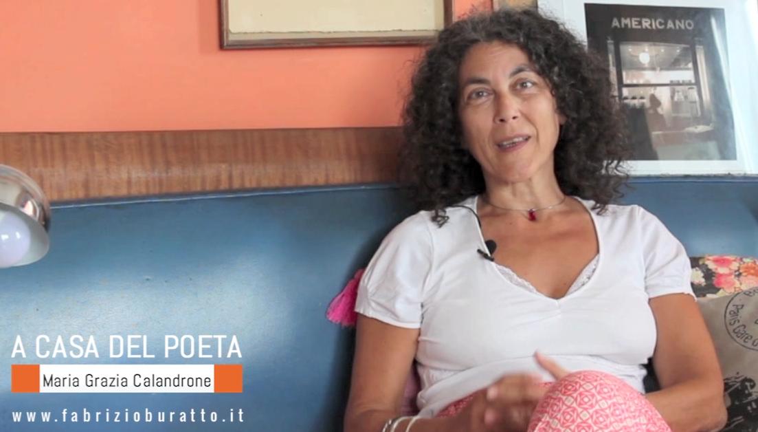 """""""A casa del poeta"""" – Maria Grazia Calandrone"""