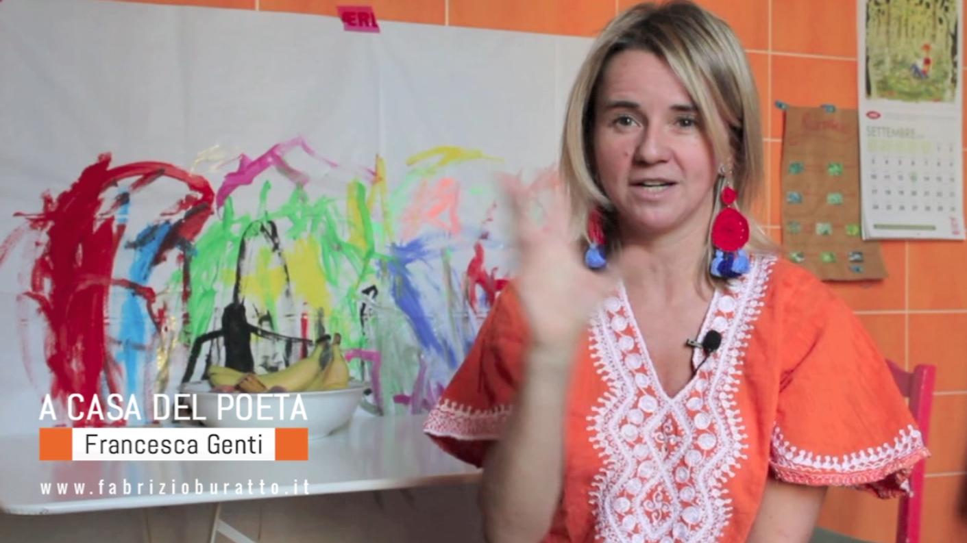"""""""A casa del poeta"""" – Francesca Genti"""